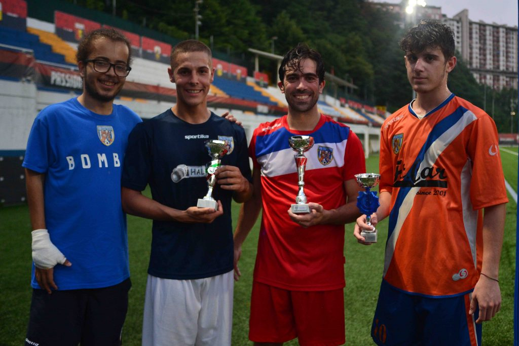 partecipanti alla sponsor cup