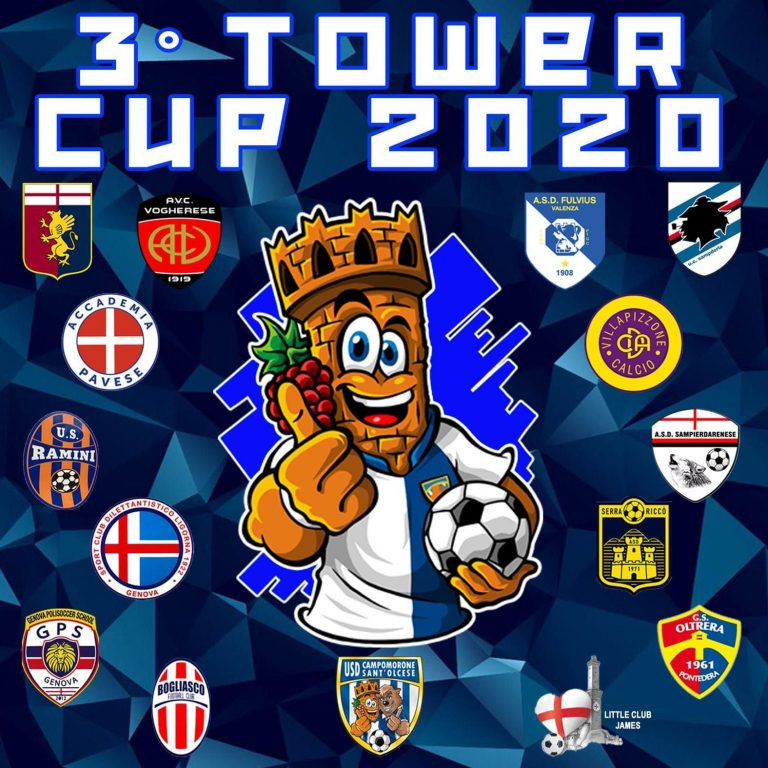 tower cup