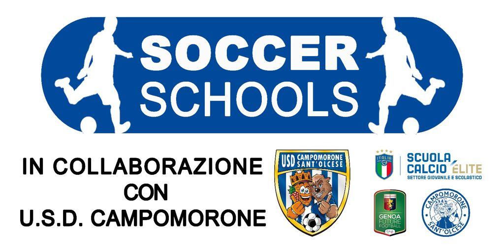 Progetto soccer school