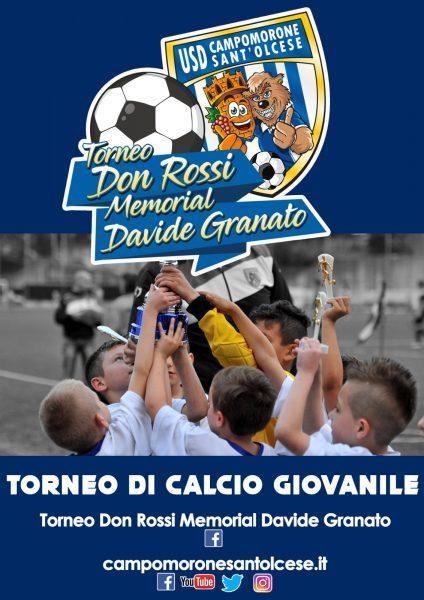 torneo di calcio giovanile